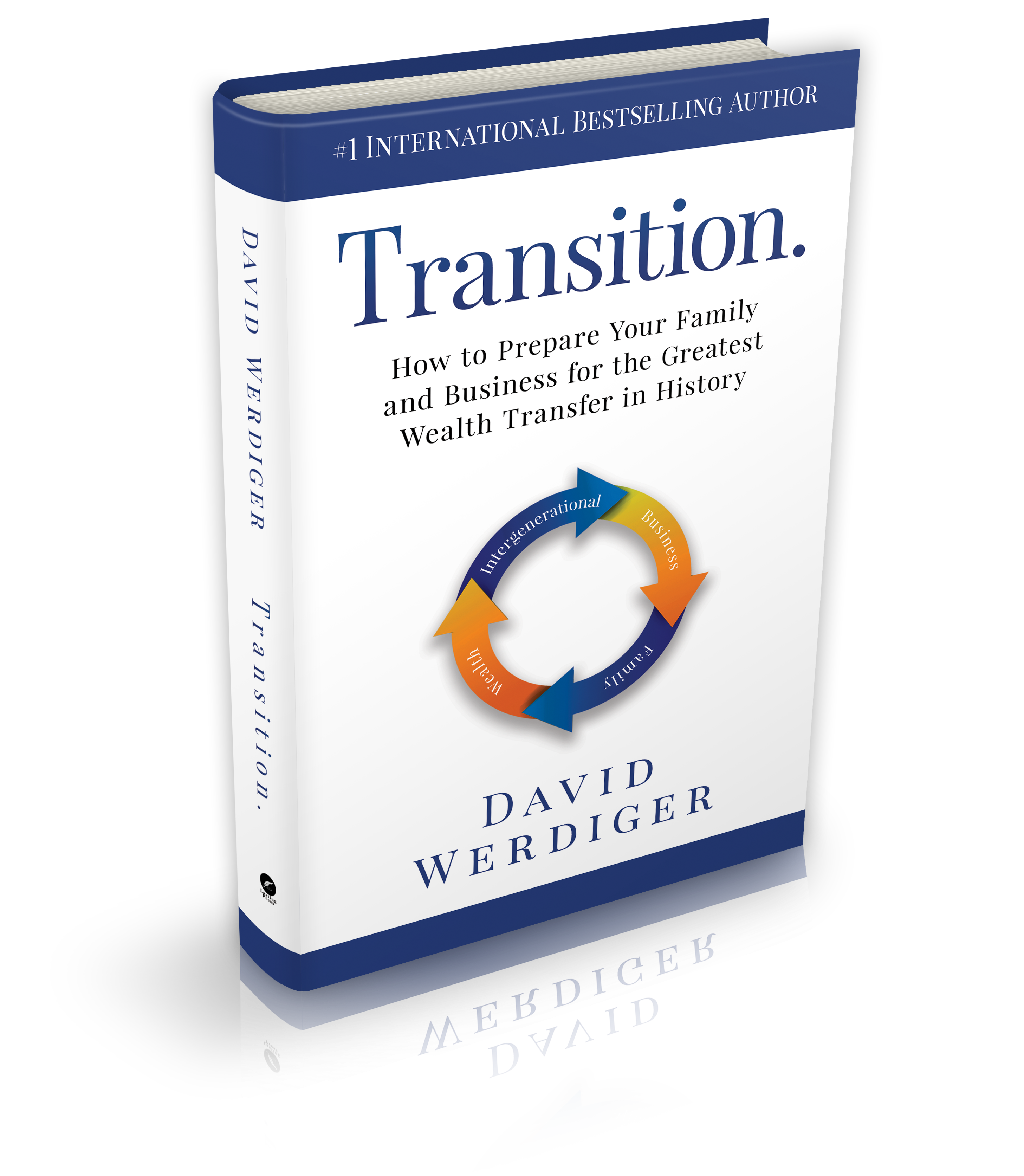 #1 International Best Seller Transition by David Werdiger